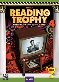 Reading Trophy. 4 with App(Level 4)