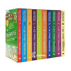 "<font title=""13층 나무집 Treehouse 시리즈 10종 박스 세트 Paperback Collection"">13층 나무집 Treehouse 시리즈 10종 박스 ...</font>"