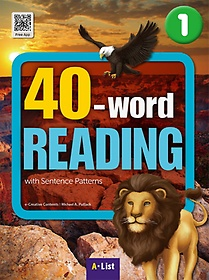 """<font title=""""40-word Reading. 1: Student Book(WB+MP3 CD+단어/문장쓰기 노트)"""">40-word Reading. 1: Student Book(WB+MP3 ...</font>"""