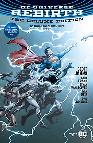 DC 유니버스: 리버스 디럭스 에디션