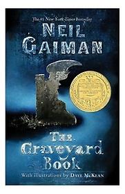 The Graveyard Book (2009 Newbery Medal Winner)