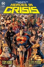 히어로즈 인 크라이시스(Heroes in Crisis)