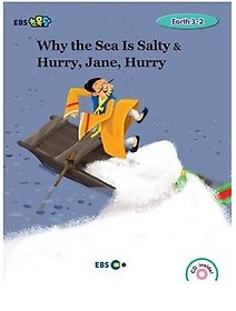 """<font title=""""Why the Sea Is Salty & Hurry, Jane, Hurry스토리북(Level 3)"""">Why the Sea Is Salty & Hurry, Jane, Hurr...</font>"""