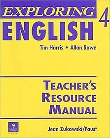 """<font title=""""Exploring English 4.(Teacher"""