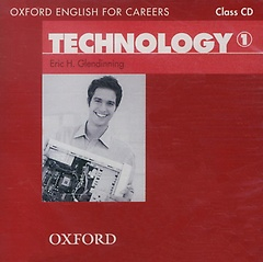 """<font title=""""OXFORD ENGLISH FOR CAREERS TECHNOLOGY. 1(CD)"""">OXFORD ENGLISH FOR CAREERS TECHNOLOGY. 1...</font>"""