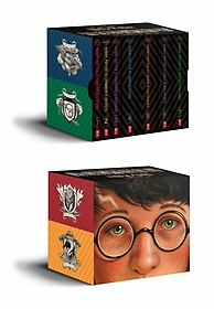 """<font title=""""Harry Potter Books 1-7 Special Edition Boxed Set"""">Harry Potter Books 1-7 Special Edition B...</font>"""