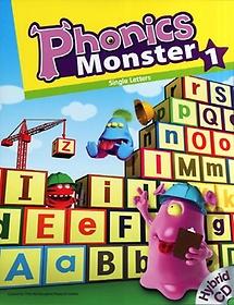 "<font title=""PHONICS MONSTER. 1: SINGLE LETTERS(STUDENT BOOK)"">PHONICS MONSTER. 1: SINGLE LETTERS(STUDE...</font>"