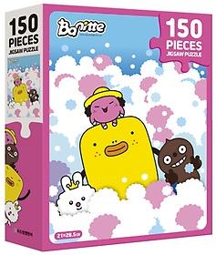 바니떼 직소 퍼즐 150피스: 구름 속 바니떼