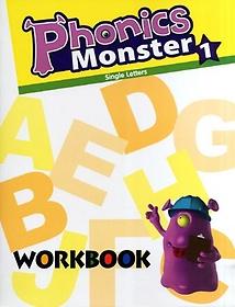 "<font title=""PHONICS MONSTER. 1: SINGLE LETTERS(WORKBOOK)"">PHONICS MONSTER. 1: SINGLE LETTERS(WORKB...</font>"