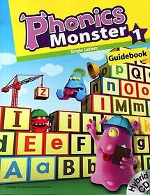 "<font title=""PHONICS MONSTER. 1: SINGLE LETTERS(GUIDEBOOK)"">PHONICS MONSTER. 1: SINGLE LETTERS(GUIDE...</font>"