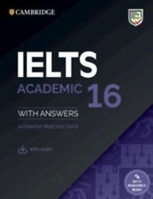 """<font title=""""Ielts 16 Academic Student"""