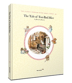 """<font title=""""The Tale of Two Bad Mice(말썽꾸러기 쥐 두 마리 이야기)(영문판)(미니북)"""">The Tale of Two Bad Mice(말썽꾸러기 쥐 ...</font>"""