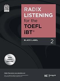 "<font title=""RADIX LISTENING for the TOEFL iBT Black Label. 2"">RADIX LISTENING for the TOEFL iBT Black ...</font>"