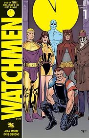 왓치맨(Watchmen). 1