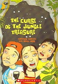 Curse of The Jungle Treasure 세트 (Action Level 1) (교재 1 테이프 1)