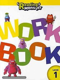 READING MONSTER. 1(WORK BOOK)