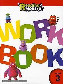 READING MONSTER. 3(WORK BOOK)