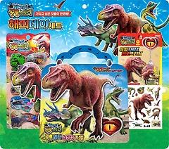 "<font title=""지구의 공룡 스토리 해피데이세트: 티라노사우루스렉스"">지구의 공룡 스토리 해피데이세트: 티라노...</font>"