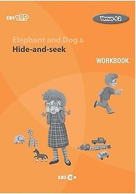 "<font title=""Elephant and Dog & Hide and Seek 워크북(Level 2)"">Elephant and Dog & Hide and Seek 워크북(...</font>"