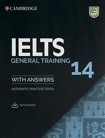 "<font title=""Cambridge IELTS 14 : General Training Student"