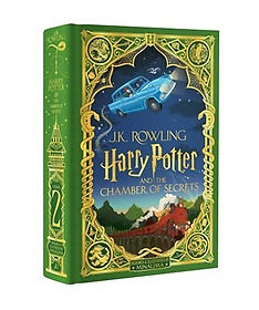 """<font title=""""Harry Potter and the Chamber of Secrets (Minalima Edition), Volume 2"""">Harry Potter and the Chamber of Secrets ...</font>"""
