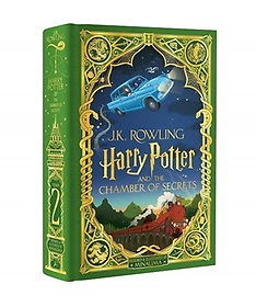 """<font title=""""Harry Potter and the Chamber of Secrets: MinaLima Edition"""">Harry Potter and the Chamber of Secrets:...</font>"""