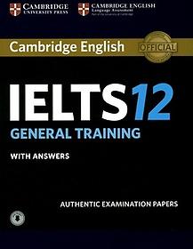 "<font title=""Cambridge English IELTS 12 General Training"">Cambridge English IELTS 12 General Train...</font>"