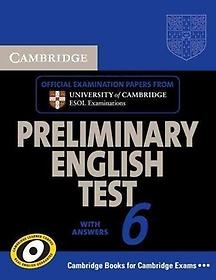 Cambridge Preliminary English Test 6