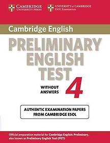 Cambridge Preliminary English Test 4