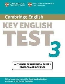 Cambridge Key English Test 3