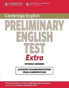 Cambridge Preliminary English Test Extra