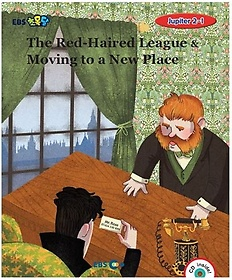 """<font title=""""The Red-Haired League & Moving to a New Place 스토리북(Level 5)"""">The Red-Haired League & Moving to a New ...</font>"""