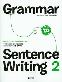 Grammar to Sentence Writing. 2