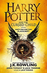 """<font title=""""Harry Potter and the Cursed Child - Parts One and Two [영국판]"""">Harry Potter and the Cursed Child - Part...</font>"""