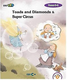 "<font title=""Toads and Diamonds & Super Circus 스토리북(Level 2"">Toads and Diamonds & Super Circus 스토리...</font>"