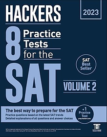 """<font title=""""Hackers 8 Practice Tests for the SAT Volume. 2(2022)"""">Hackers 8 Practice Tests for the SAT Vol...</font>"""