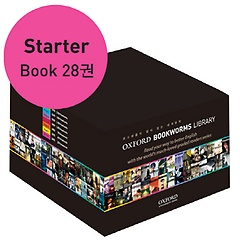"""<font title=""""Oxford Bookworms Library Starter Pack (총 28권)"""">Oxford Bookworms Library Starter Pack (...</font>"""