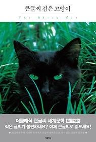 검은 고양이(큰글씨)