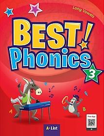 Best Phonics 3 SB (with App)