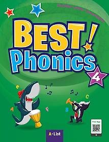 Best Phonics 4 SB (with App)