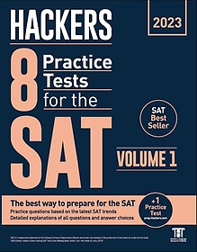 """<font title=""""Hackers 8 Practice Tests for the SAT Volume. 1(2022)"""">Hackers 8 Practice Tests for the SAT Vol...</font>"""