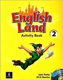 English Land 2. (Activity Book)