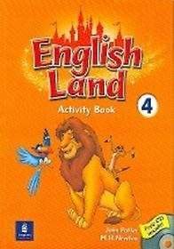 English Land 4. (Activity Book)