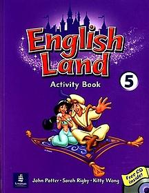 English Land 5. (Activity Book)