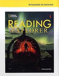 Reading explorer 1 (DVD+AUDIO CD)