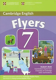 """<font title=""""Cambridge Young Learners English Tests 7 Flyers Student"""