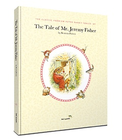 "<font title=""The Tale of Mr. Jeremy Fisher(제레미 피셔 이야기)(영문판)(미니북)"">The Tale of Mr. Jeremy Fisher(제레미 피...</font>"