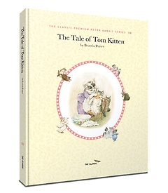 """<font title=""""The Tale of Tom Kitten(톰 키튼 이야기)(영문판)(미니북)"""">The Tale of Tom Kitten(톰 키튼 이야기)(...</font>"""