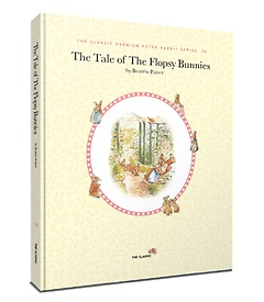 """<font title=""""The Tale of The Flopsy Bunnies(플롭시의 아기 토끼들 이야기)(영문판)(미니북)"""">The Tale of The Flopsy Bunnies(플롭시의 ...</font>"""