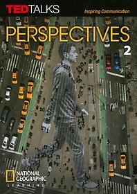 TED TALKS Perspectives. 2(SB)